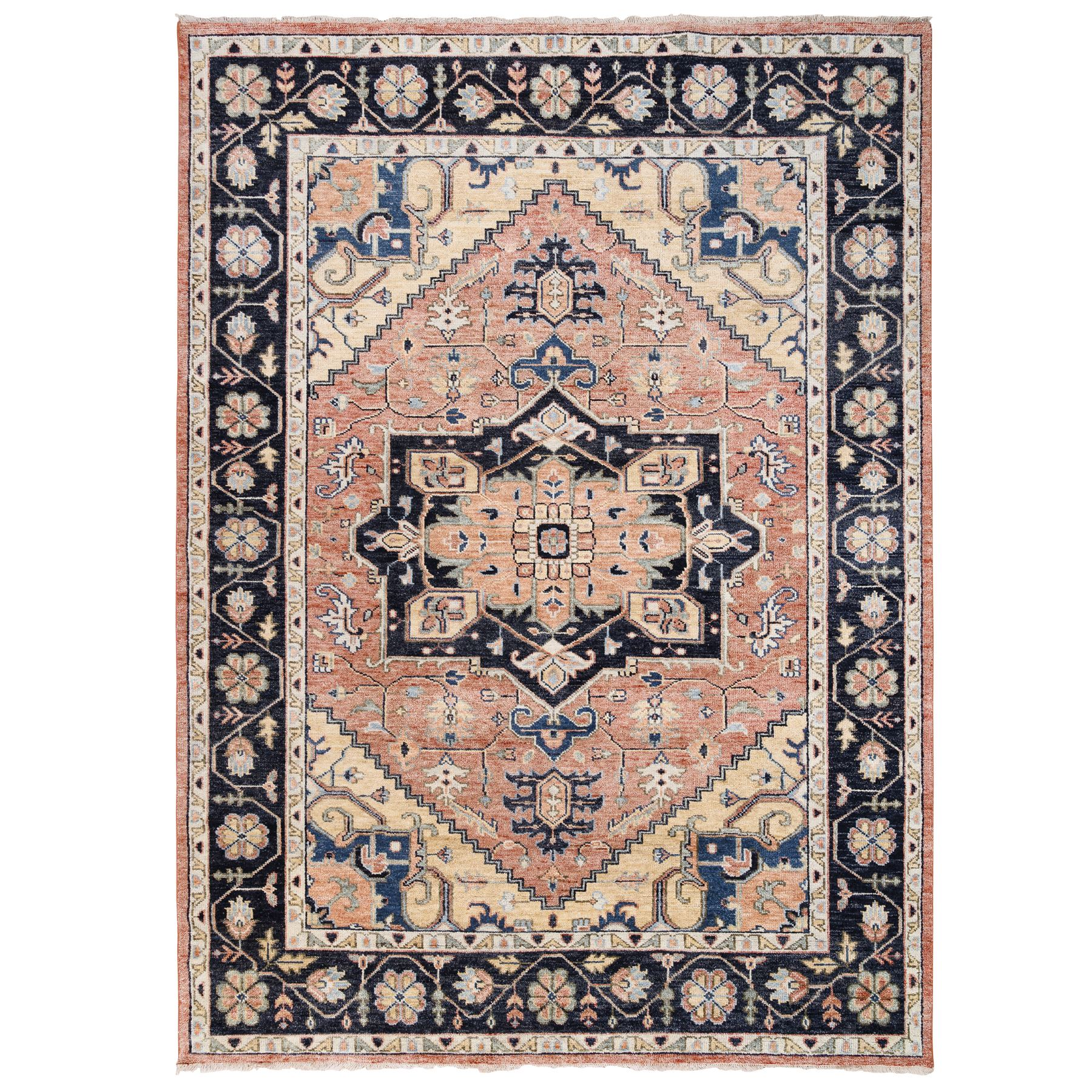 Tribal & GeometricRugs ORC559746